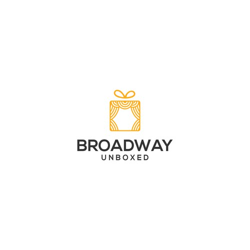 Broadway Unboxed logo