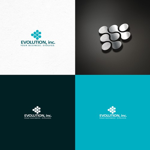 Logo for a marketing and consulting company