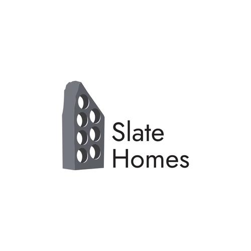 Bold Logo for Construction