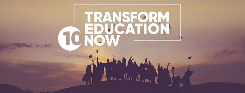 Design a clean and powerful logo for an education advocacy non-profit!