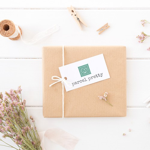 Organic Logo for Subscription Box