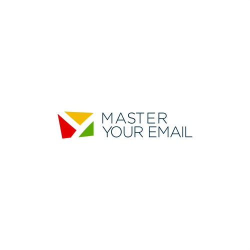 Our 'Master Your Email' change program needs a simple logo which helps the program to stand out
