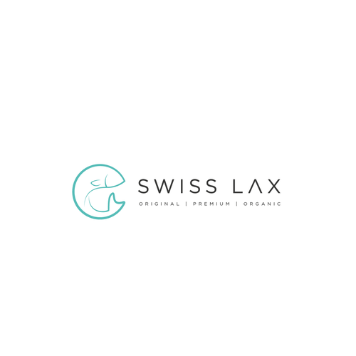 Modern Luxurious Logo for Swiss Lax