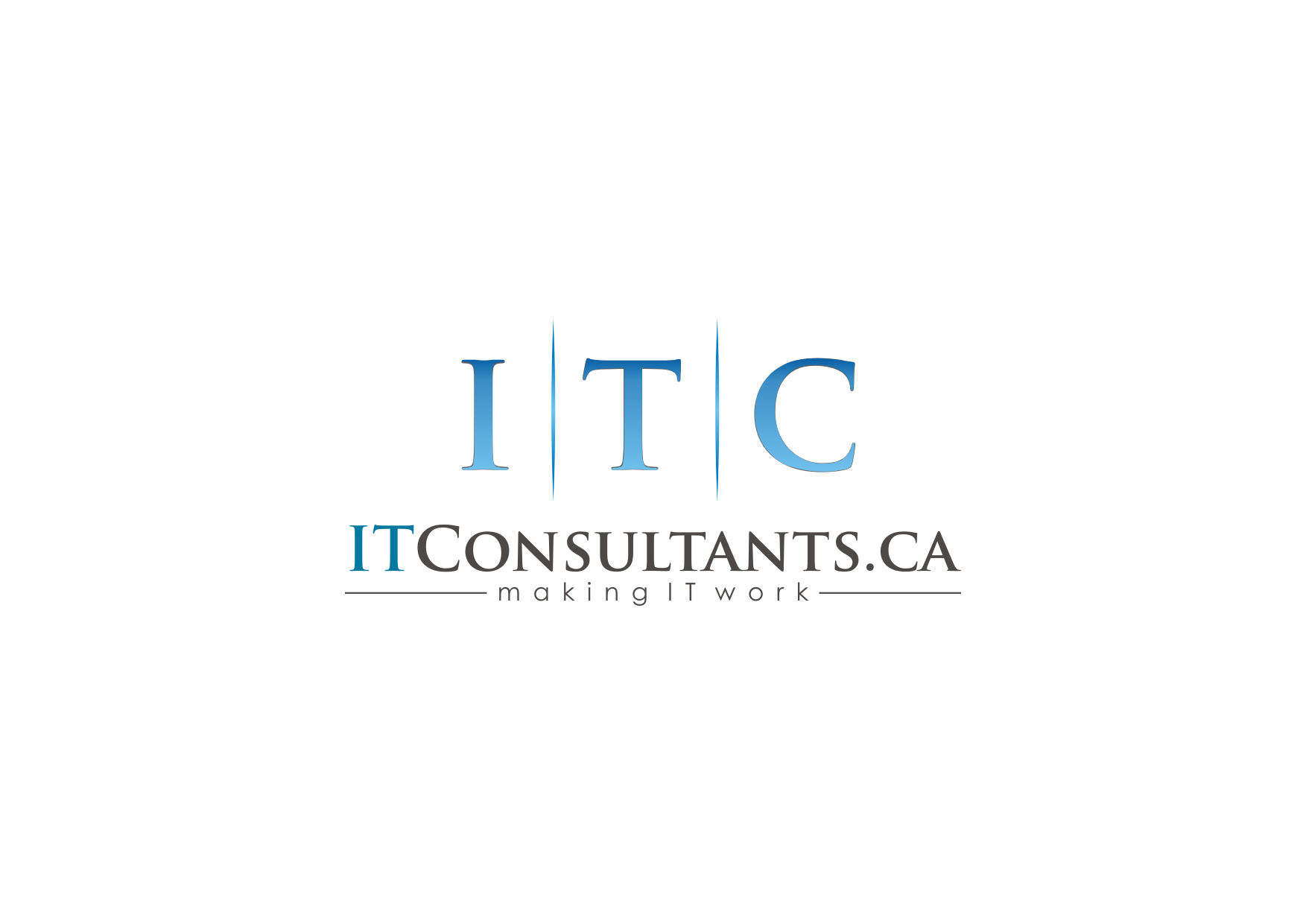 New logo wanted for ITC: A new startup!