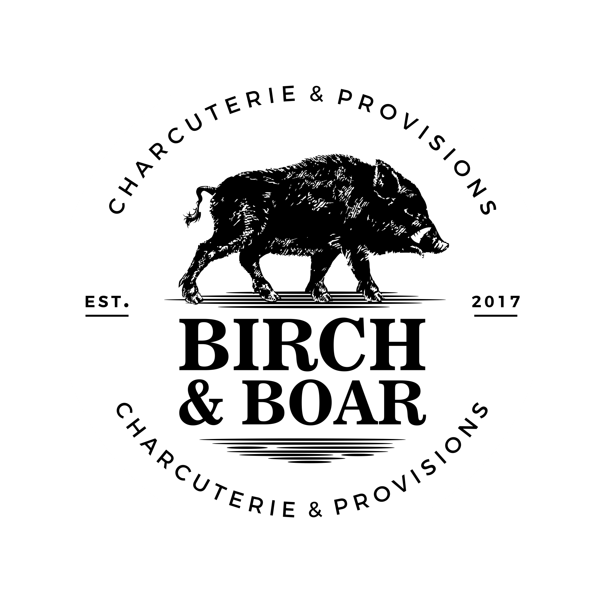 Design a classy/hipster logo for a local butcher shop & grocery!