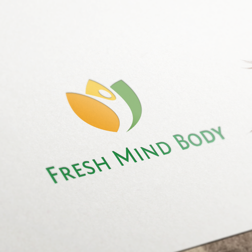 Logo Design for Fresh Mind Body