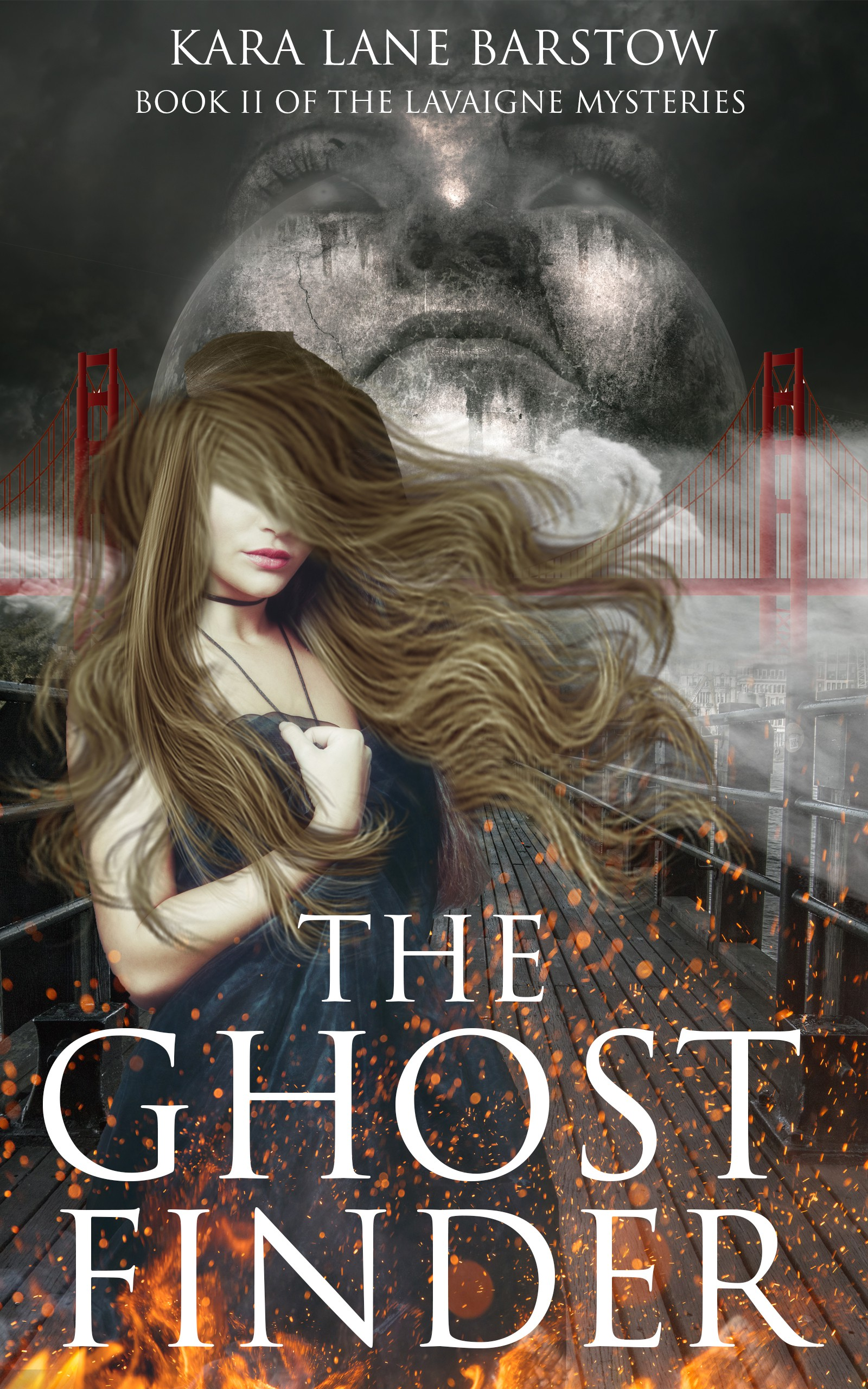 Cover for The Ghost Finder
