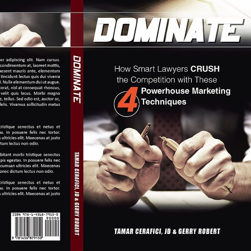Dominate Book Cover