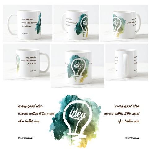 Simple Coffee Mug Design