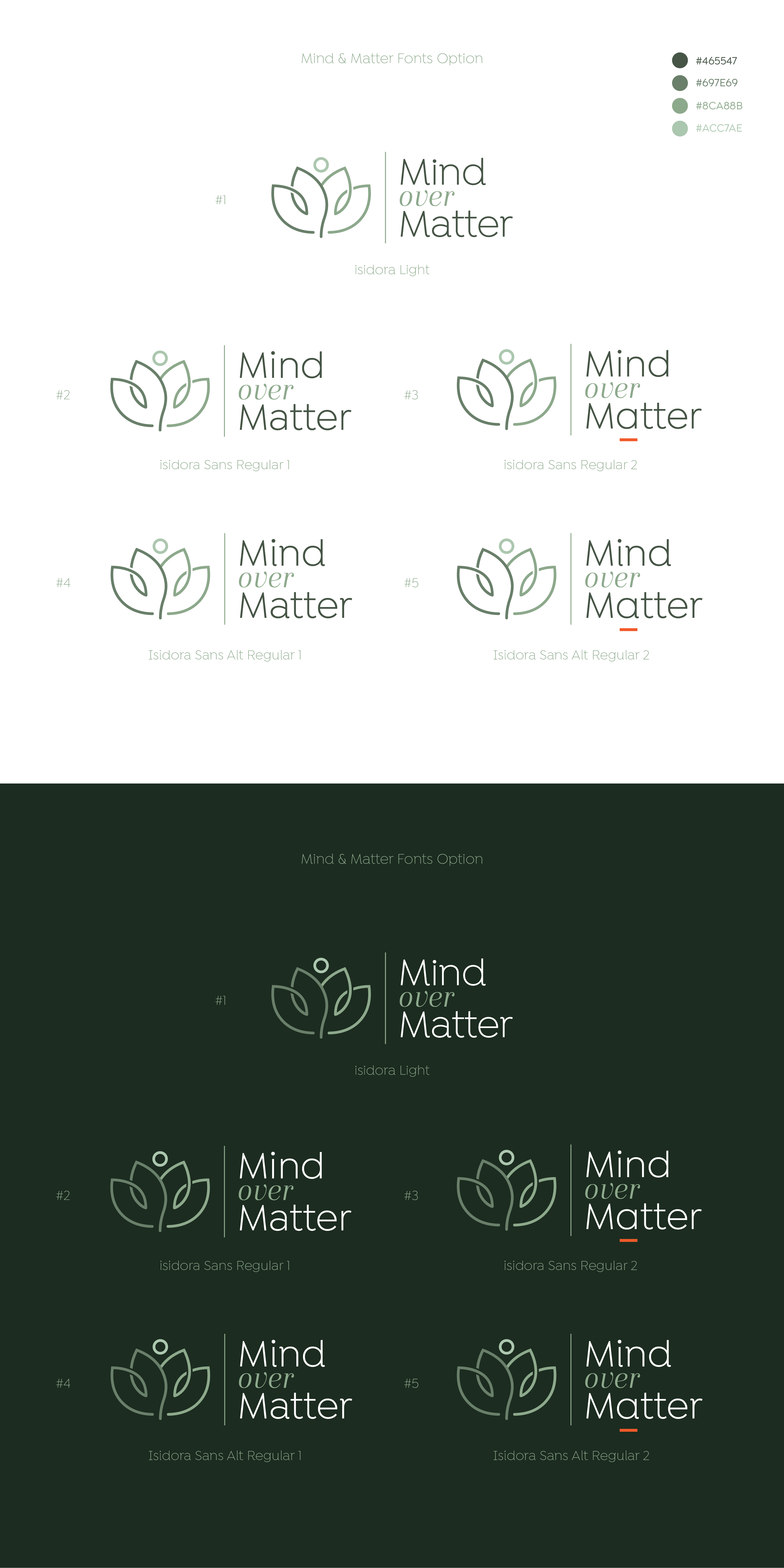 """We got the Matter and we need your Mind for our """"Mind over Matter"""" design"""