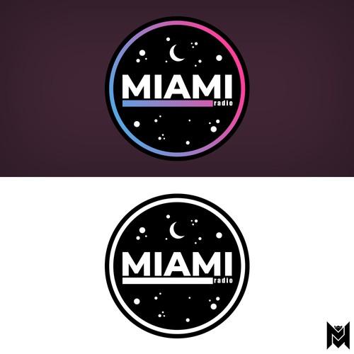 Miami Radio (Night Mode)