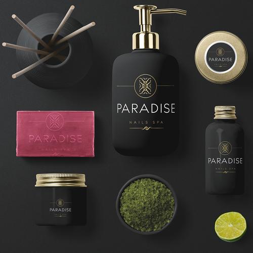 Beauty  SPA Luxury Logo
