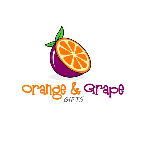 Logo for Orange & Grape Gifts