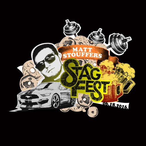 Stag Fest logo