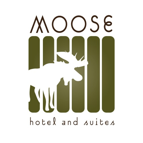 Moose Hotel and Suites Logo