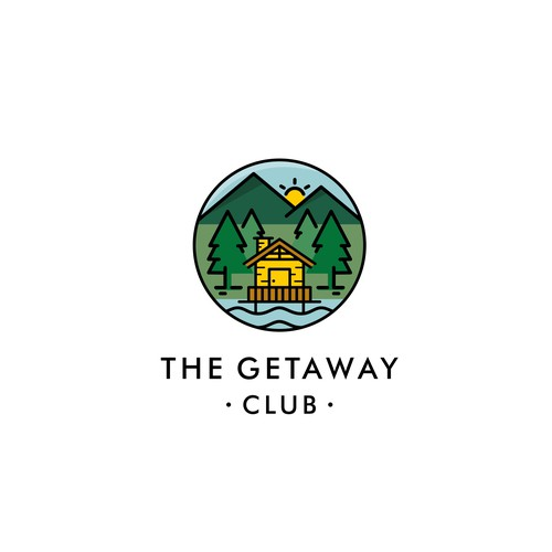 Logo for The Getaway Club