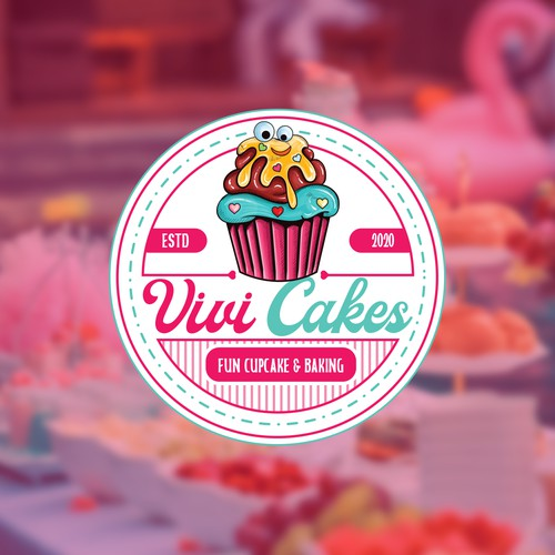 WE NEED A GREAT LOGO FOR A CAKE/CUPCAKE BUSINESS!!!