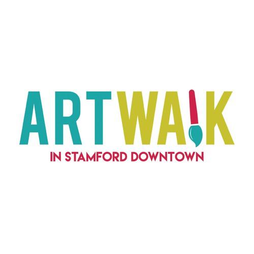 Logo for Art Event