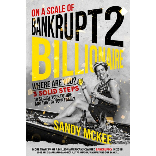 BANKRUPT 2 BILLIONAIRE Book Cover