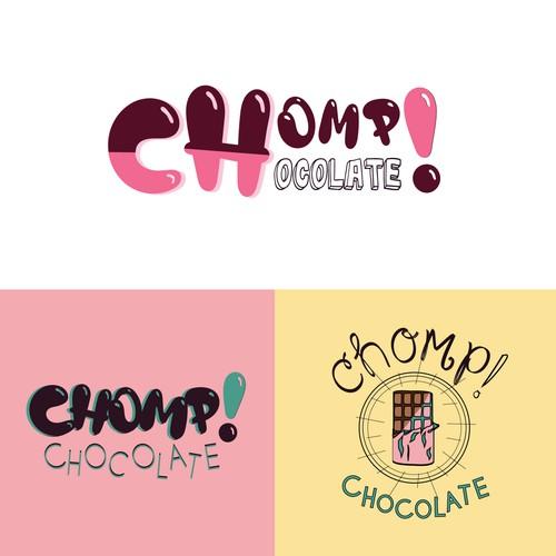 logo design for chocolate company