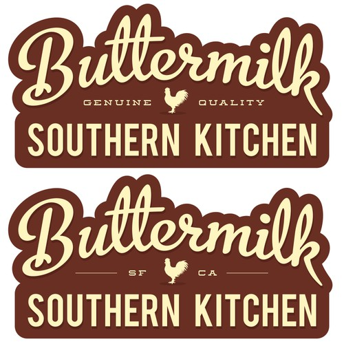 Buttermilk - a hip but comfortable Southern food restaurant in San Francisco