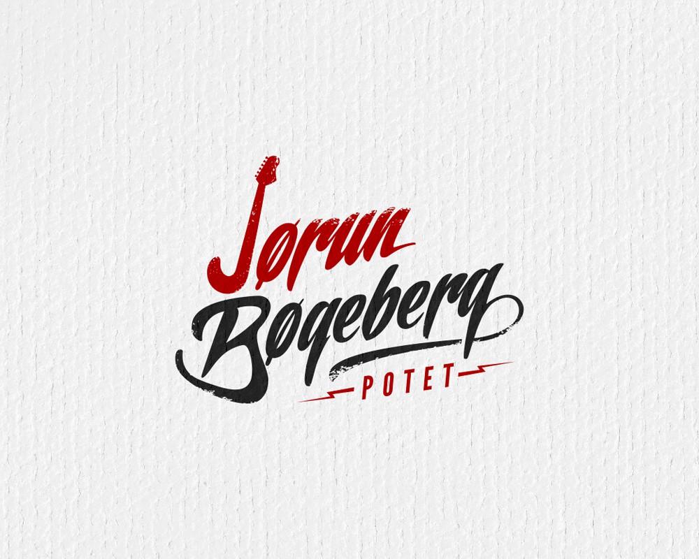 Help Jørun Bøgeberg with a new logo