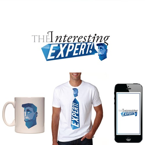 Create a design for Interesting Experts!!