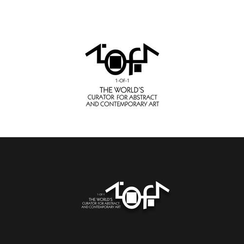 Abstract logo concept. Art theme.