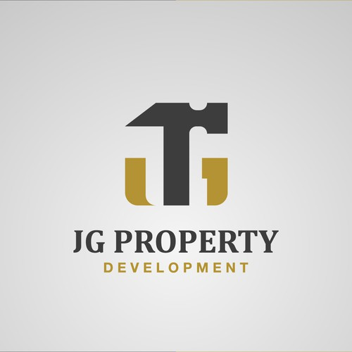 Logo Design for JG Property Development