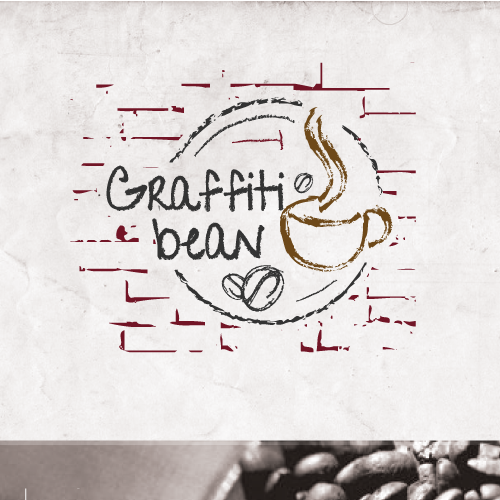Classic logo for GRAFFITI BEAN