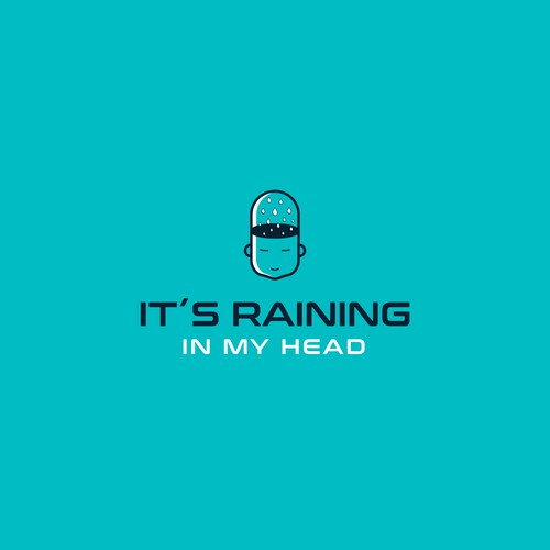 Logo for It's Raining In My Head