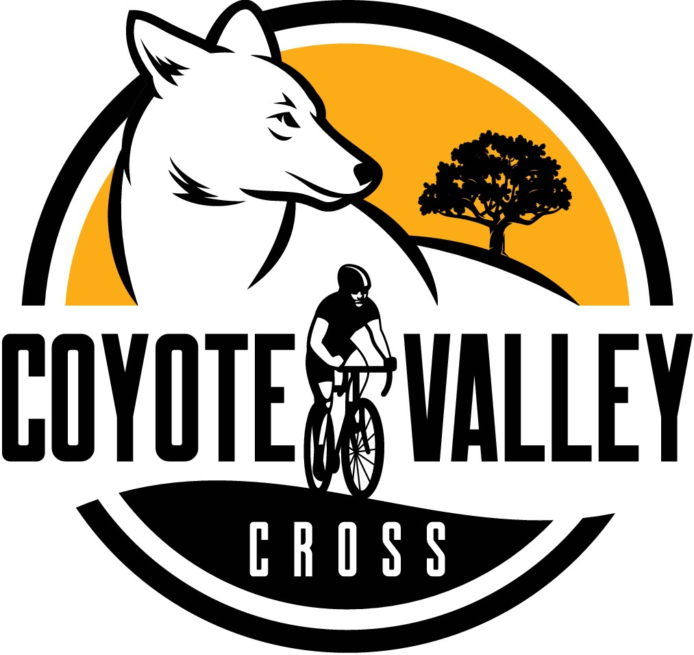 Create a cycling race logo to match a partner race with existing logo