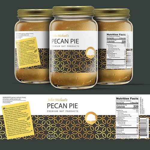 Pecan Pie Premium Nut Products
