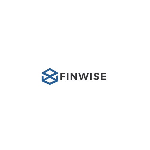 Bold logo concept for FINWISE