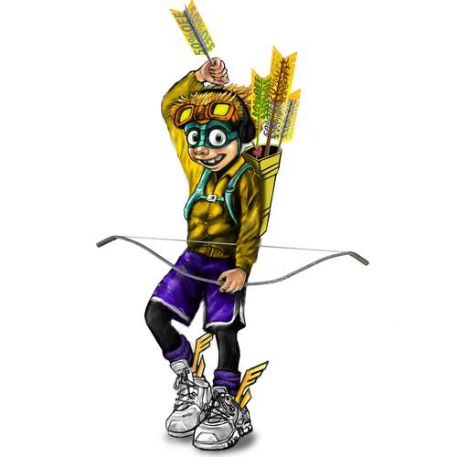 Comic character design