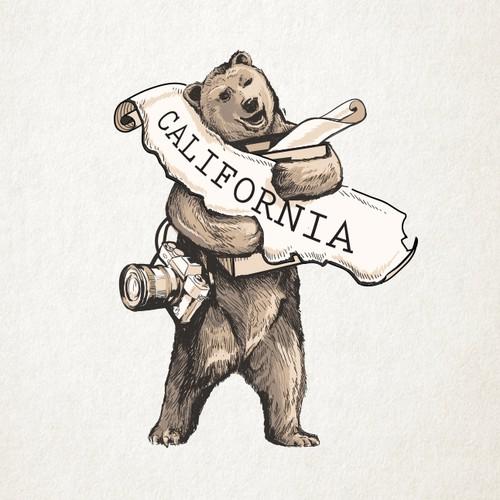 California bear mascot