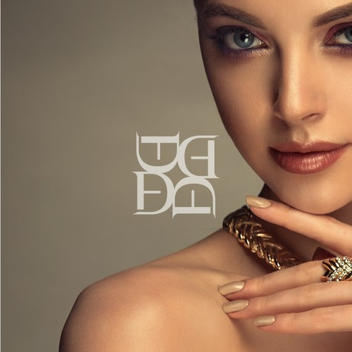 Jewelry brand gorgeous logo