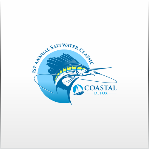 Logo concept for Coastal Detox