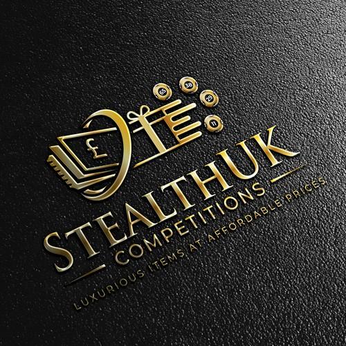Logo & Brand Identity for StealthUK