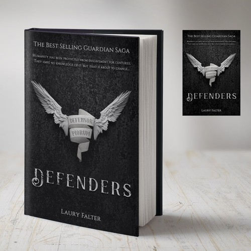 Defenders Book Cover