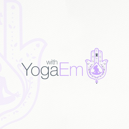 RISE UP: Create a logo for Philly Yogi Em D