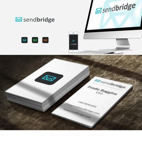 DESIGN - Witty logo for the new SendBridge.com