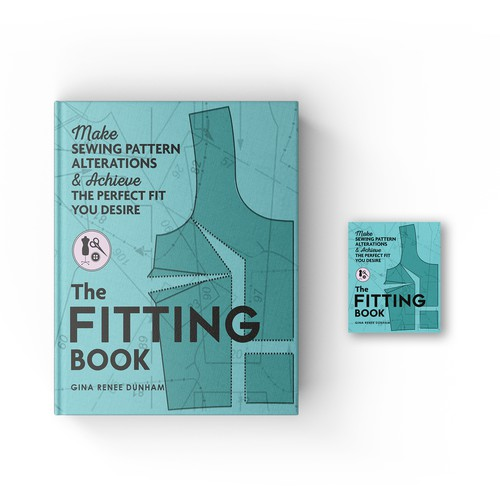 The Fitting Book cover design