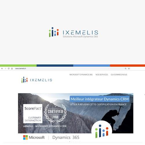 IXEMELIS - Logo