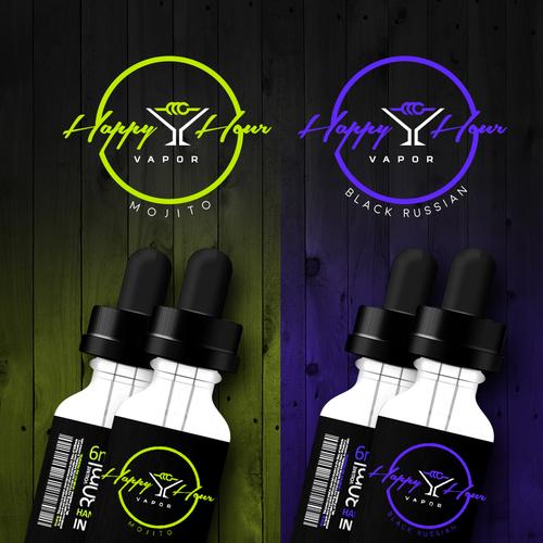 e-liquid logo