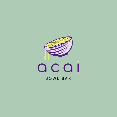 Acai bowl bar