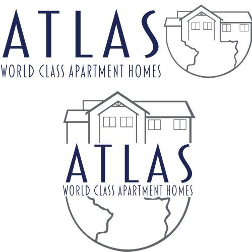 Logo Concept for Apartment Complex
