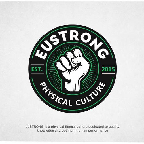 EUSTRONG logo