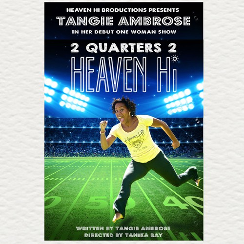 Poster for Tangie Ambrose