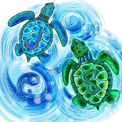 Turtle Sisters